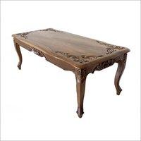 Teak Wood Designer Table
