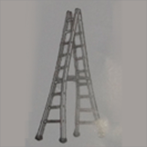 Double Step Trestle Ladder