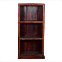 Wooden Antique Books Shelf