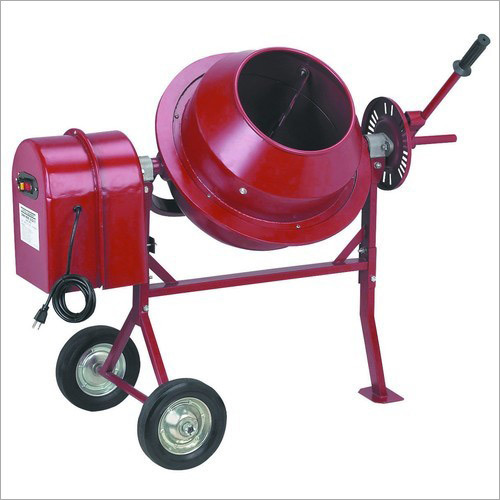 3-4 Bag Concrete Mixer