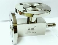 FLANGE TYPE STAINLESS STEEL SAFETY VALVE