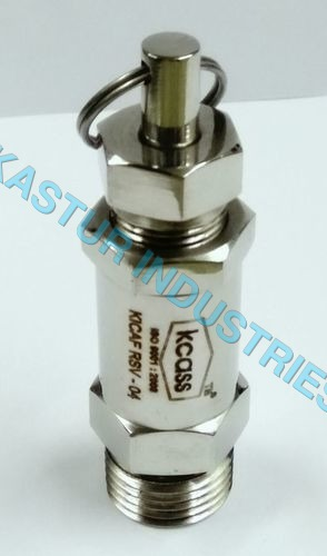 Stainless Steel Safety Valves