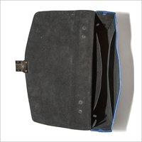 Blue Leather Handbags