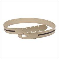 Men Fancy Leather Belt