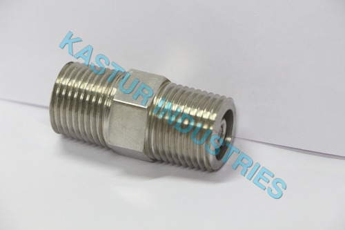 MALE STAINLESS STEEL NON RETURN VALVE