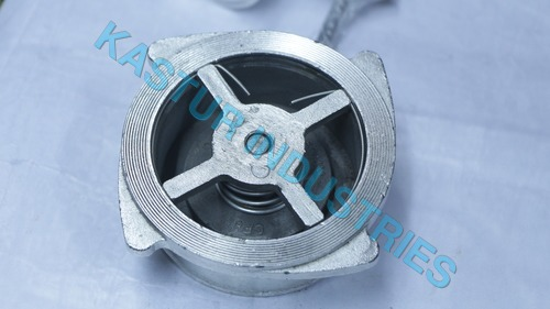 DISK STAINLESS STEEL CHECK VALVE