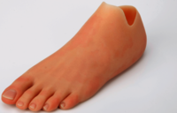 Artificial Limbs For Partial Foot