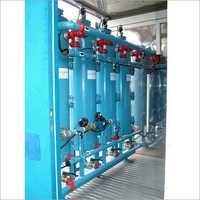 Mobile Water Treatment Unit