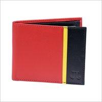 Three Color Mens Wallet