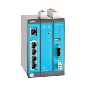 MRX Series Modular Industrial router