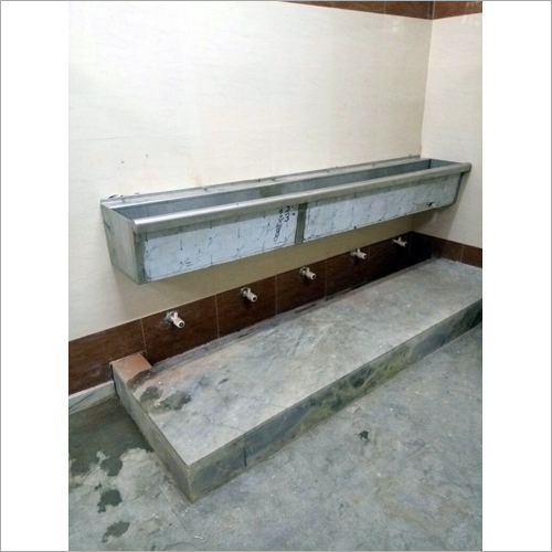 Wall Mount Commercial Sink