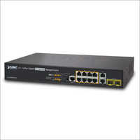 Layer 2 By 2 Managed Ethernet Switch