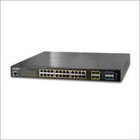 Layer 2 Web Smart Ethernet Switch