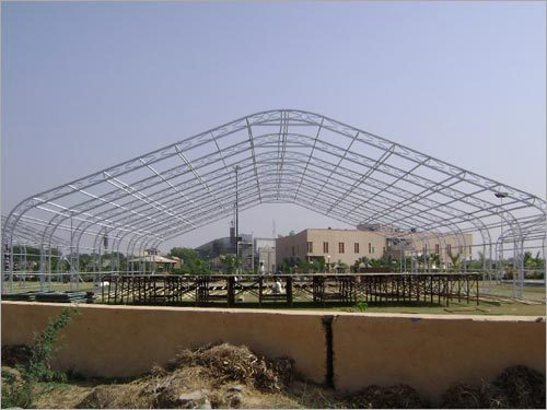 Exhibition Dome Structure
