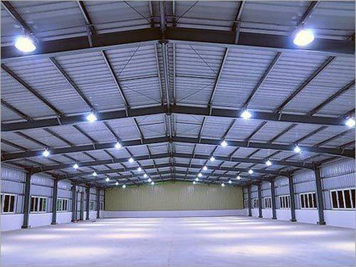 Aircraft Hangar Structure