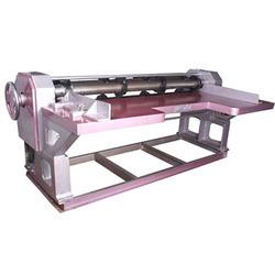 Corrugated Board Cutting and Creasing Machine