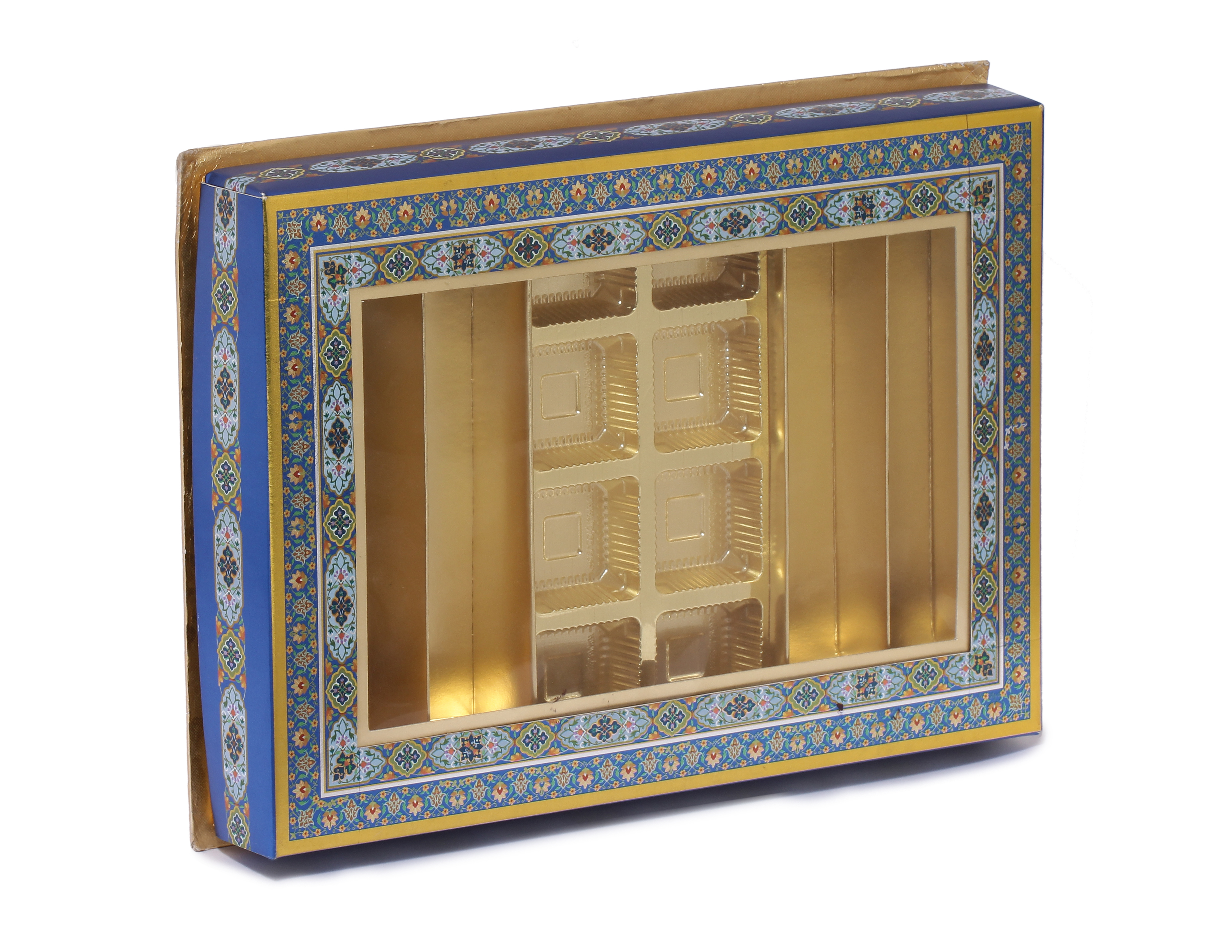 Royal Mix Box (Chocolate/Dry Fruit/Mithai)