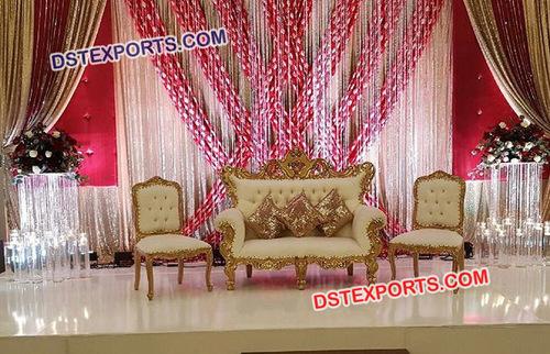 Modern Look Sofa Set For Wedding