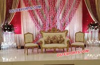 Modern Look Sofa Set For Wedding