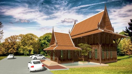 Thai Bungalow Manufacturer  in India