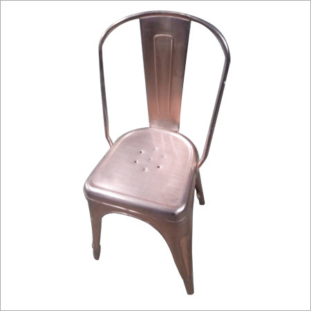 Copper Plated Tolix Chair