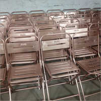 Copper Plating Outdoor Chairs