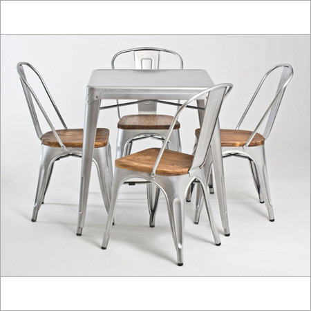 Industrial Dinning Set
