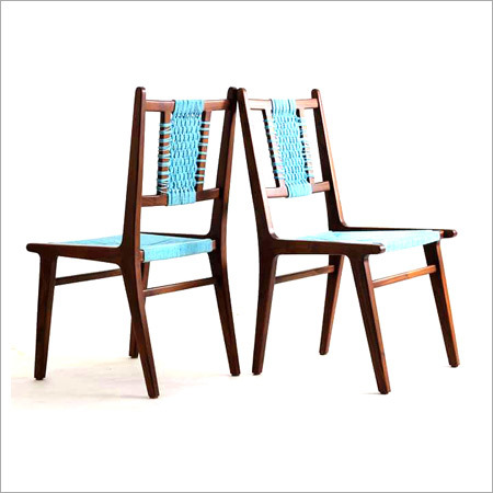 Cotton Caning Chair