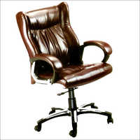 Director Leather Chair