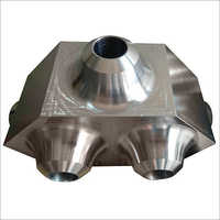 Critical Machining Component