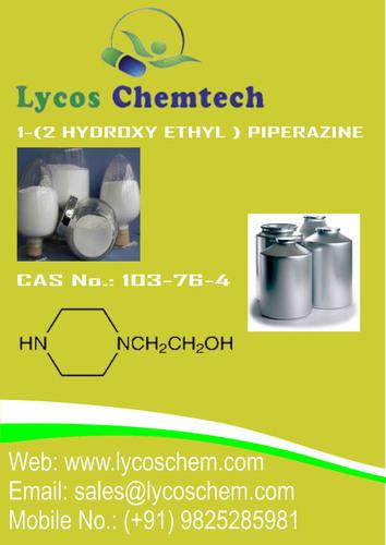 1-(2  HYDROXY  ETHYL)  PIPERAZINE
