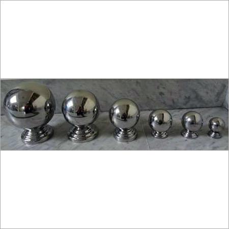 Ss Railing Ball Set
