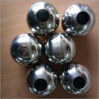 SS Railing Hollow Ball