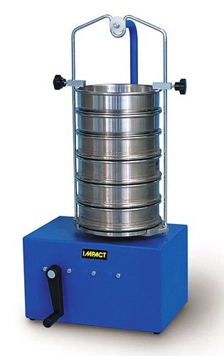 Sieve Shaker- Hand Operated