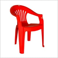 Armed Plastic Chair
