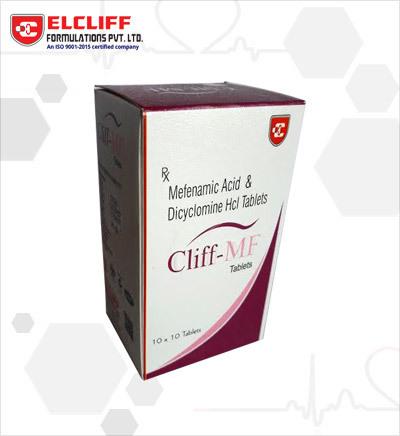 Cliff MF