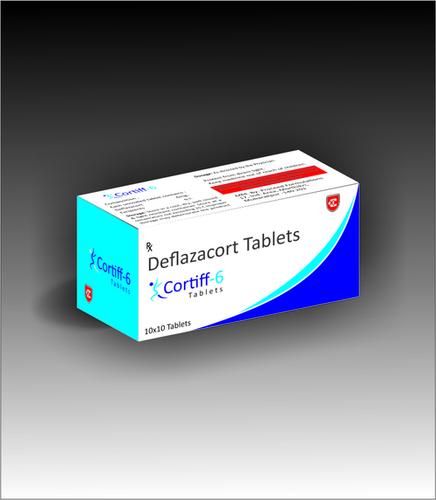 Cortiff-6 Deflazacort Tablets