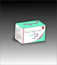 Elceff O Cefixime & Ofloxacin Tablets