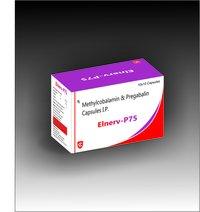 Elnerv P75 Methylcobalamin & Pregabalin Capsules