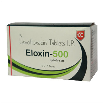 Eloxin 500 Levofloxacin Tablets IP