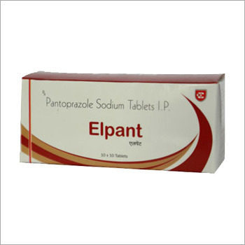 Elpant Pantoprazole Sodium Tablets