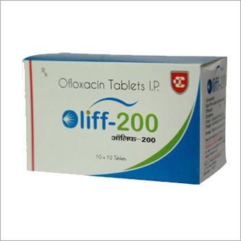 Oliff-200 Ofloxacin Tablets