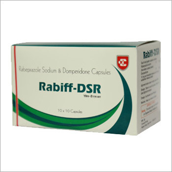 Rabiff DSR Rabeprazole Sodium & Domperidone Capsules
