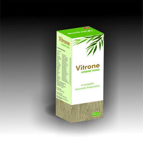 Vitrone Ayurvedic Health Syrup