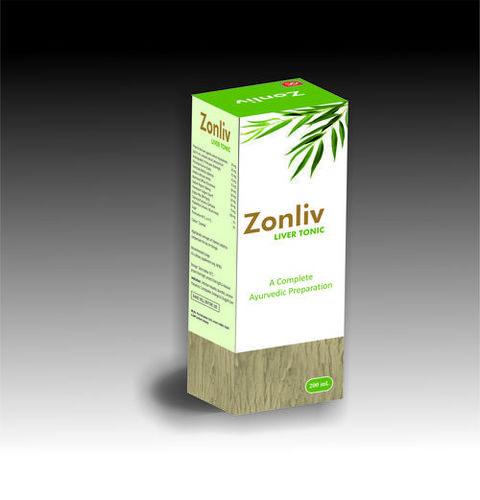 Zonliv Herbal Liver Syrup