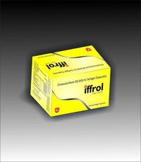 Iffrol Cholecalciferol Softgel Capsules and Sachets