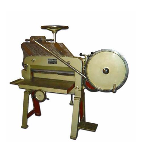 Heavy Duty Semi Automatic Electro Magnetic Clutch Paper Cutting Machine