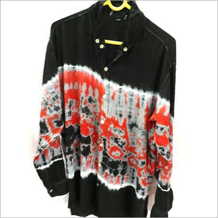 Ladies Fancy Tie & Dye Shirt