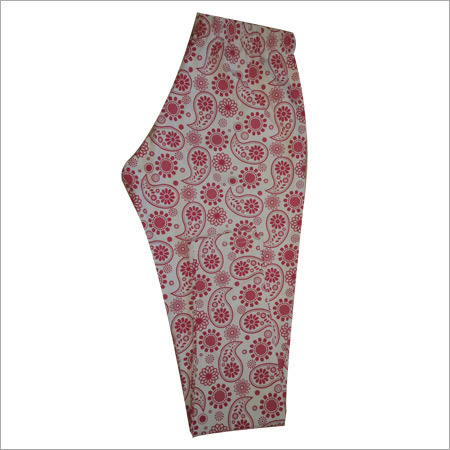 Ladies Printed Straight Leggings