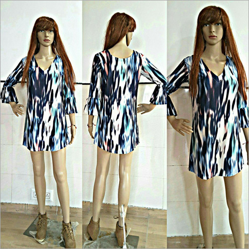 Ladies Short Causal Dress